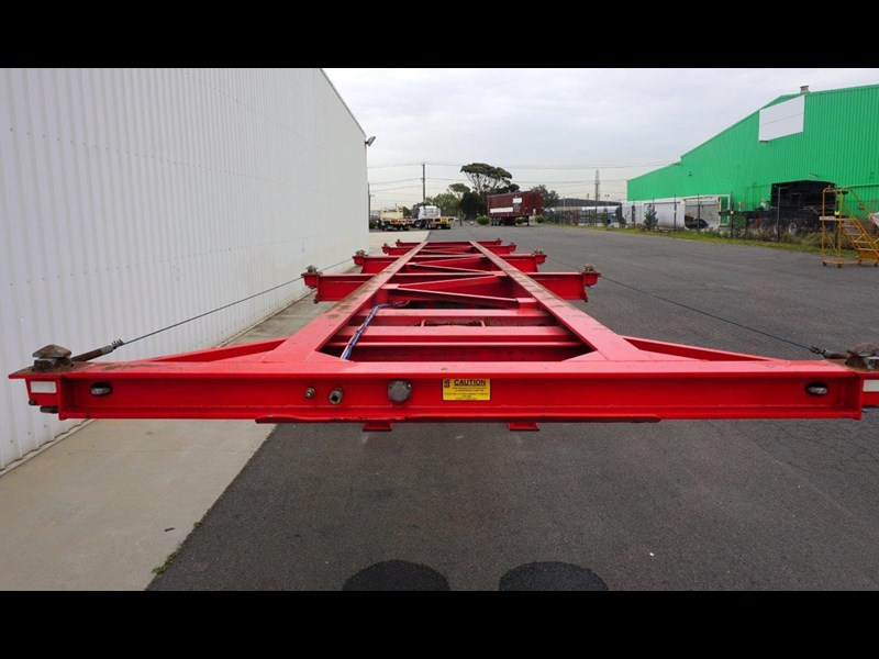 reids 40ft tri-axle skel trailer 365018 004