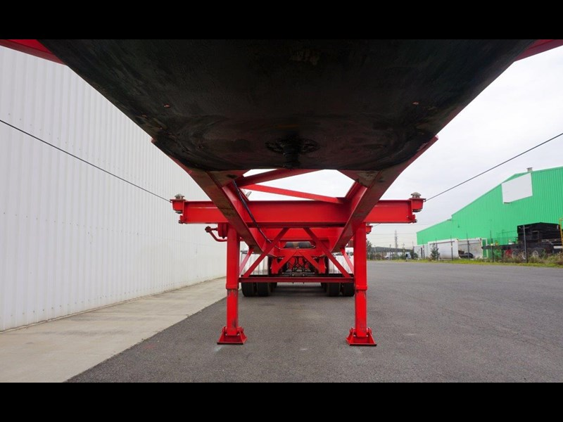 reids 40ft tri-axle skel trailer 365018 005