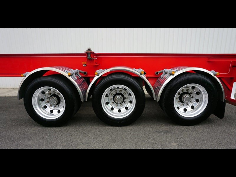 reids 40ft tri-axle skel trailer 365018 009