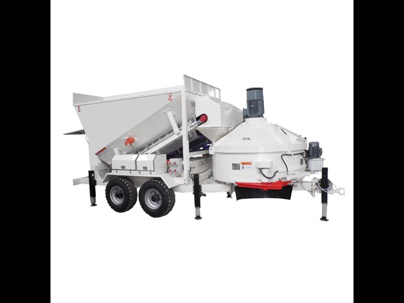 groundwork mobile batching plant mb1200 / mb1500 / mb1800 371374 001
