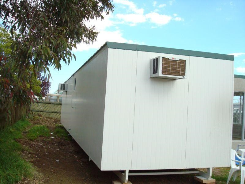 e i group portables 8m x 3m temporary accommodation site 371518 001