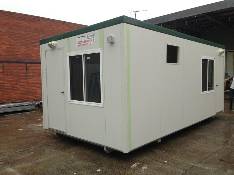 e i group portables 6m x 3m two room office 371550 005