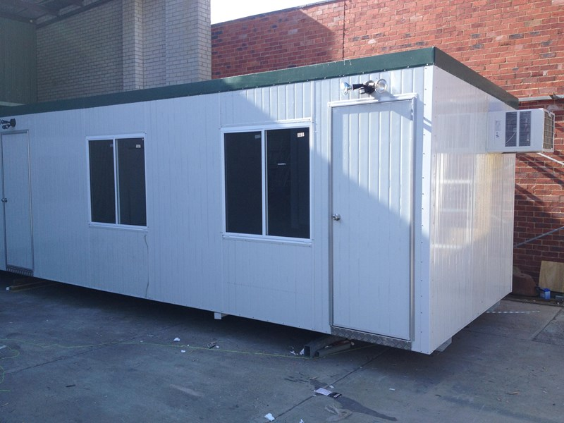 e i group portables 12m x 3m three room accommodation site 371553 005