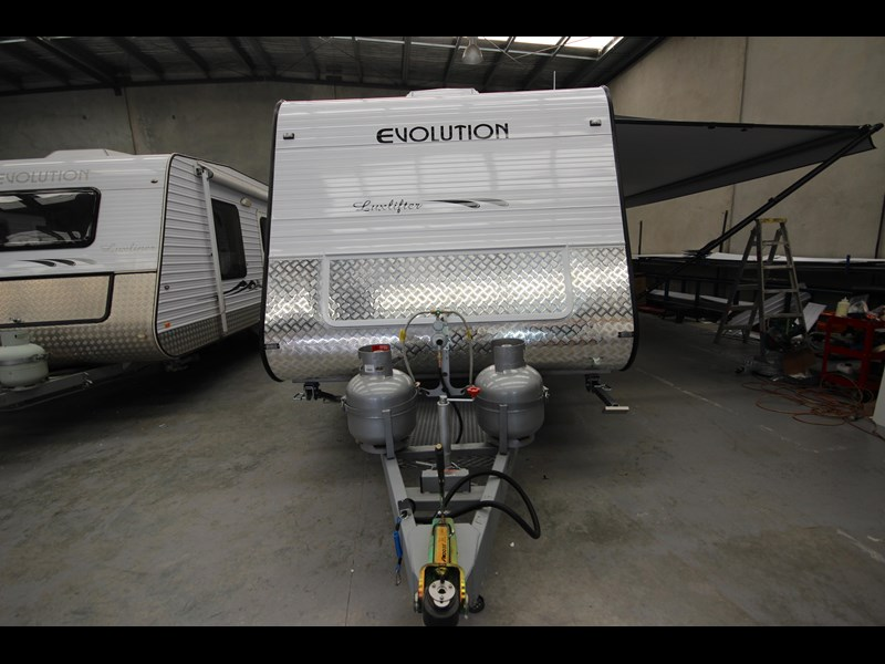 evolution luxlifter 372084 111