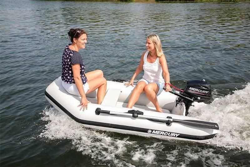 mercury 270 dinghy 372670 003