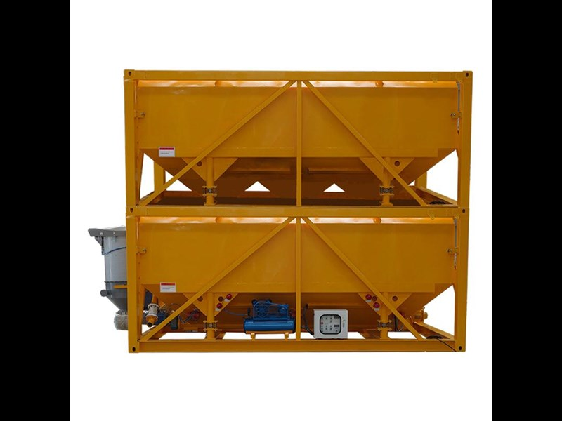 groundwork stackable container type cement silo 372742 001