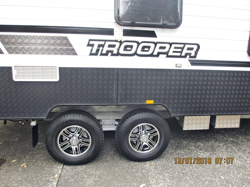 "lotus caravans trooper 19'6"" 373539 025"