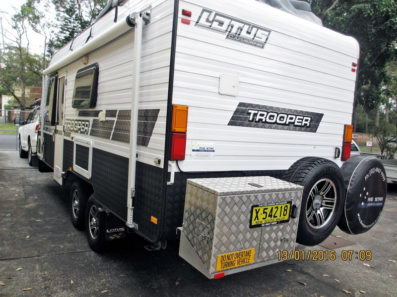 "lotus caravans trooper 19'6"" 373539 029"