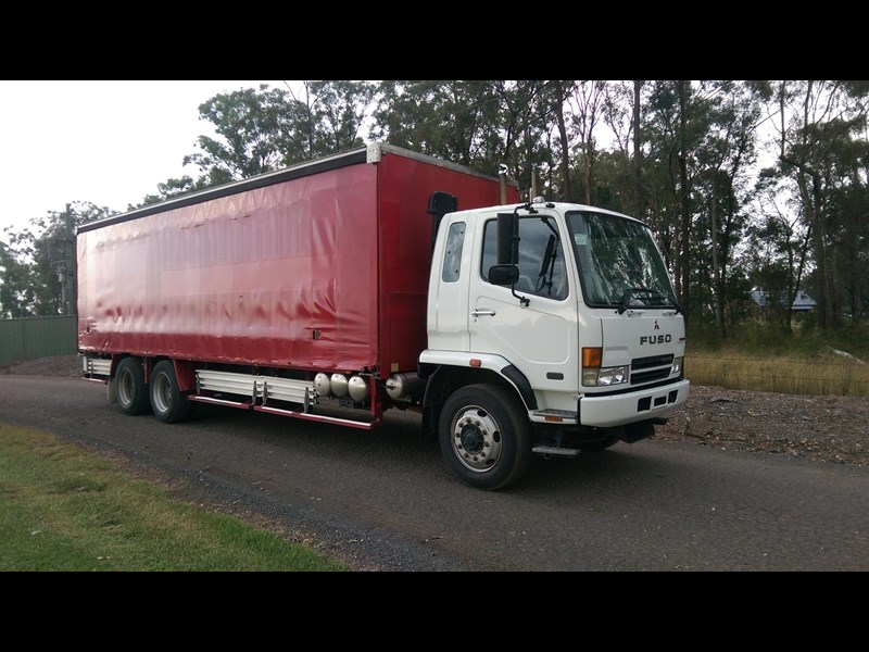 fuso fighter fm600 373811 001