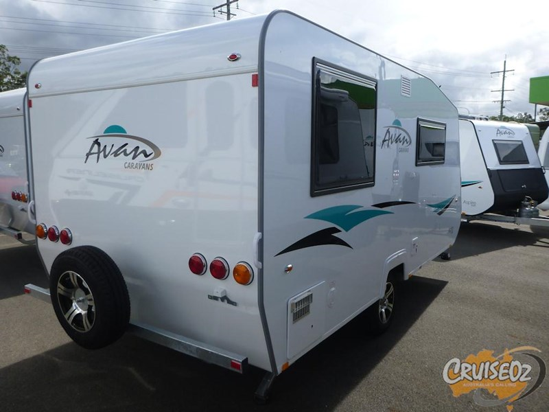 avan caravan aspire 499 caravan - family with bunks 374902 002