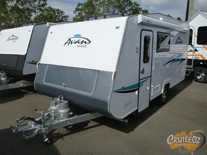 avan caravan aspire 499 caravan - family with bunks 374902 001