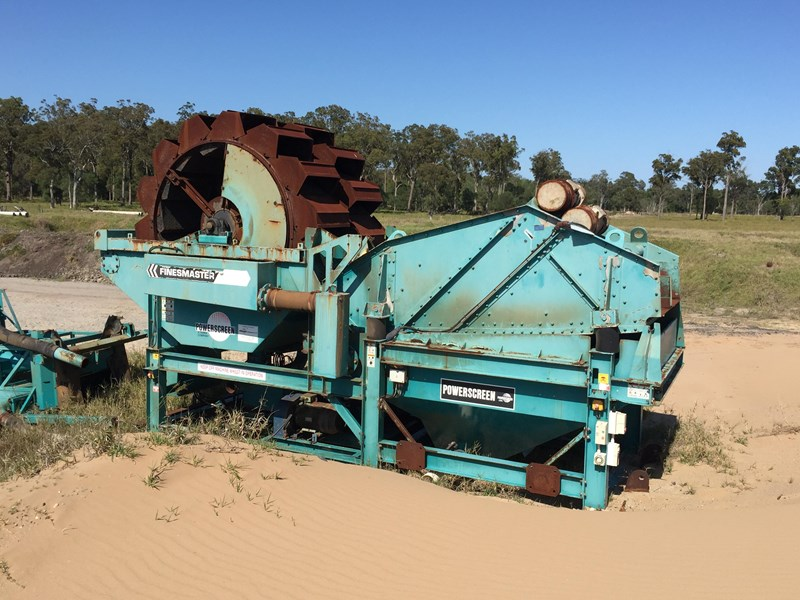 powerscreen finesmaster 372142 009