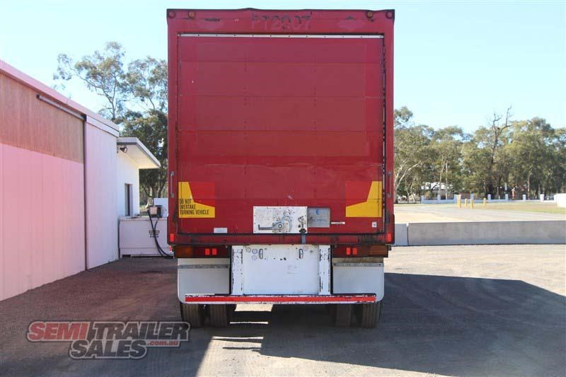 maxi-cube 30ft pantech semi trailer 391414 003