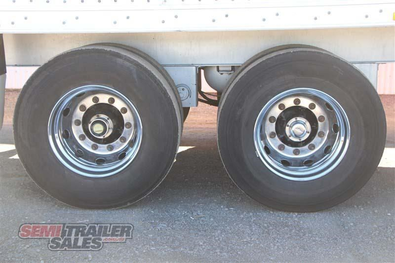 maxi-cube 30ft pantech semi trailer 391414 006