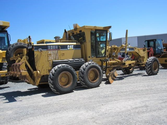 caterpillar 140h vhp 376397 001