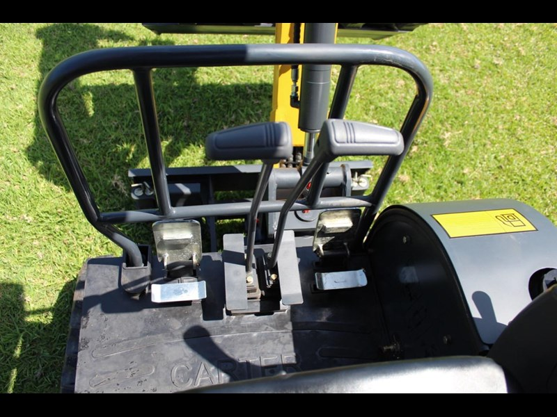 carter mini excavator ct16 yanmar powered with plan trailer 376694 042