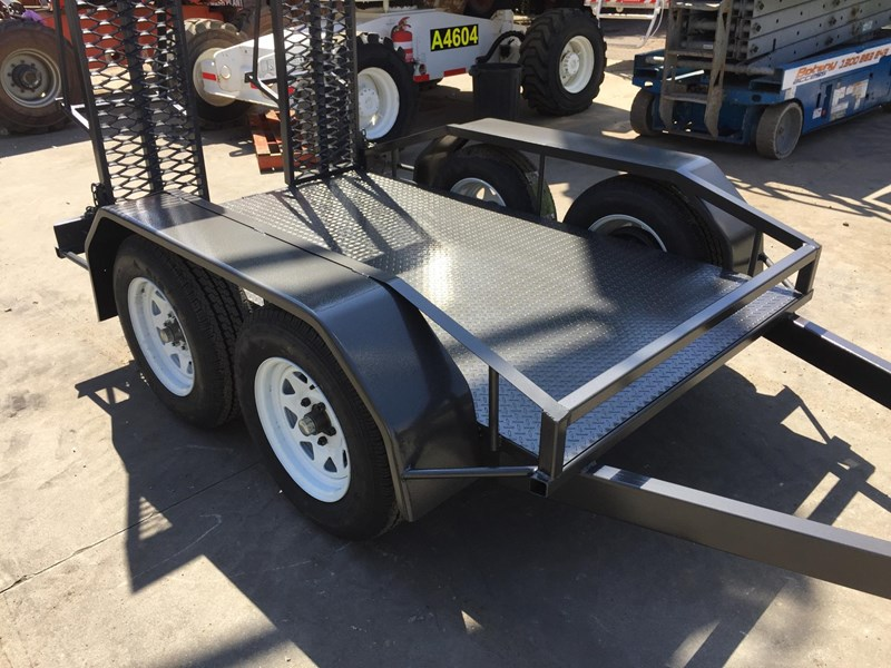 rightquip 19' scissor lift trailer 373880 001