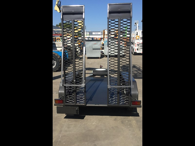 rightquip 19' scissor lift trailer 373880 005