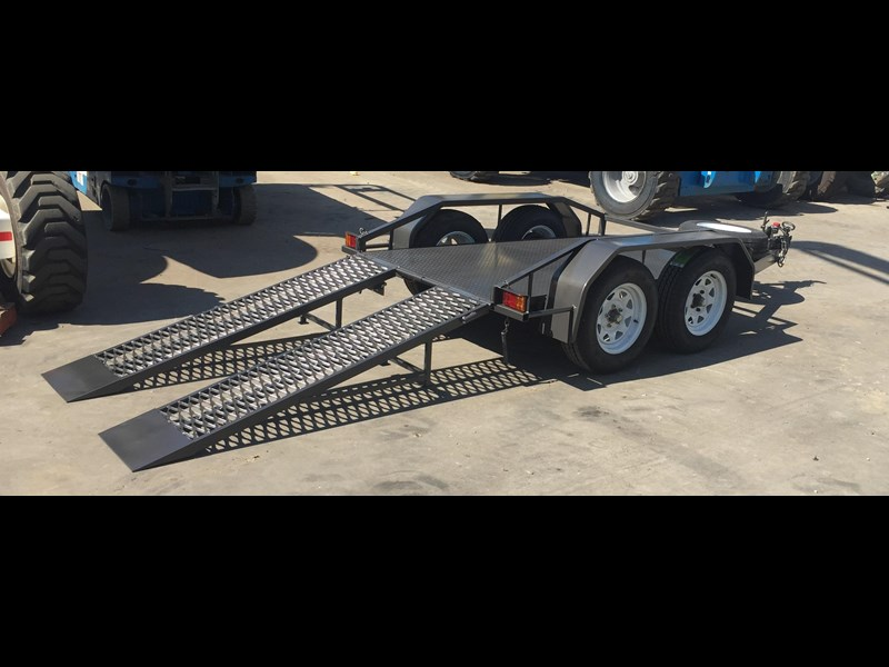 rightquip 19' scissor lift trailer 373880 015