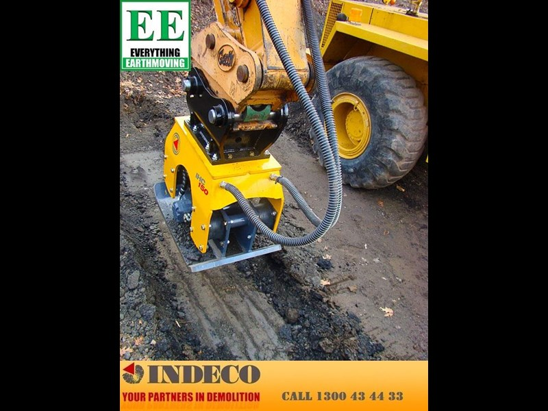 unknown indeco ihc 250 (18 - 45 tonne) 376931 007