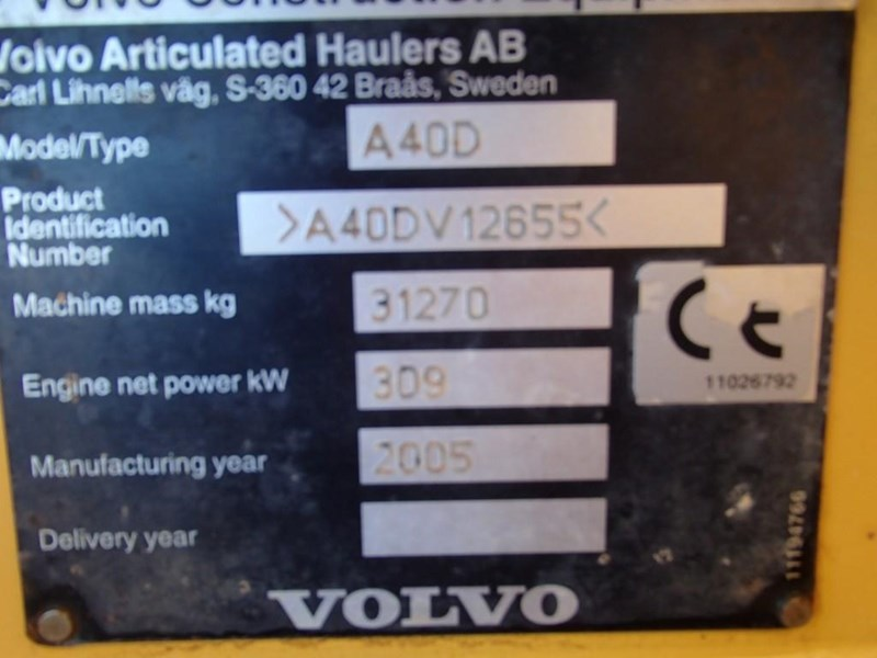 volvo a40d 377412 029