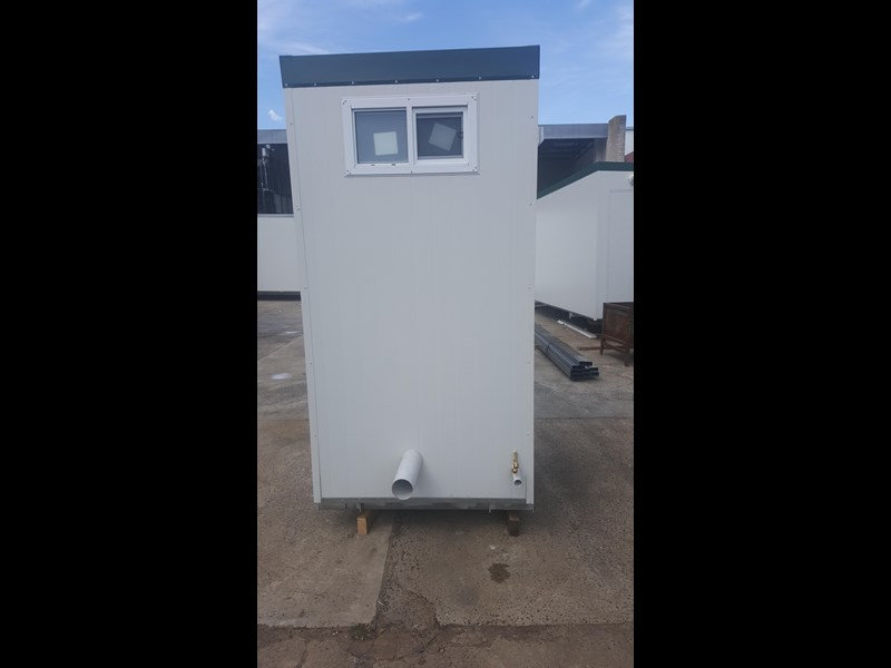 e i group portables 1.2 x 1.2 sewer connect single toilet. 132235 013