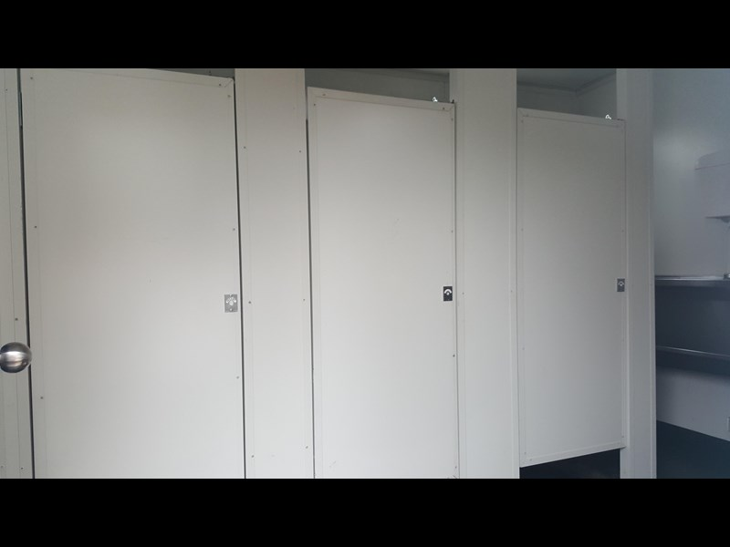 e i group portables used 3.6m x 3m ablution 378368 023