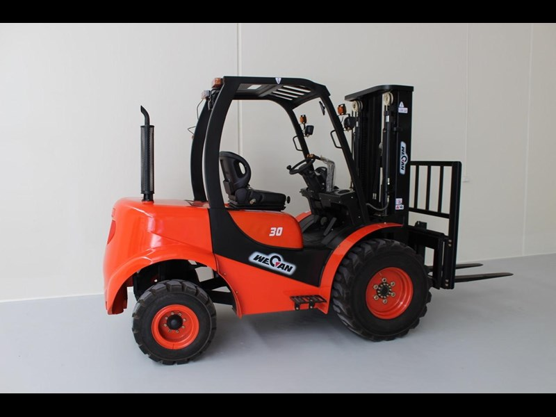 wecan forklift 3000kg with 3 stage mast container 378389 003