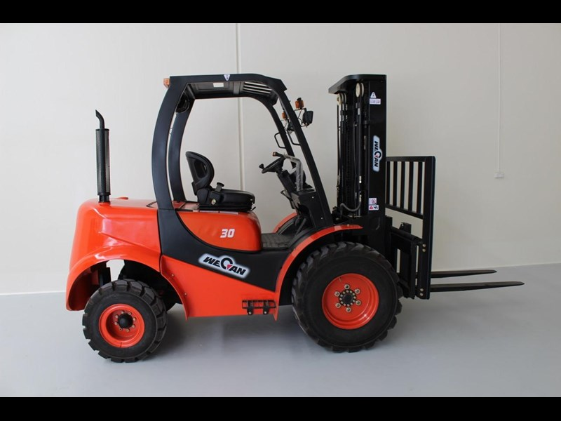 wecan forklift 3000kg with 3 stage mast container 378389 001