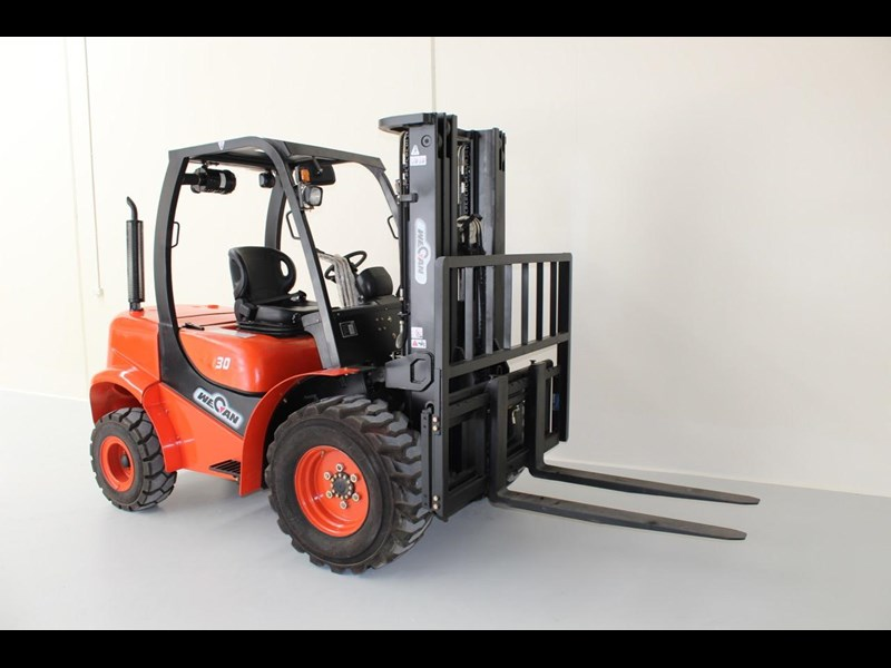 wecan forklift 3000kg with 3 stage mast container 378389 009