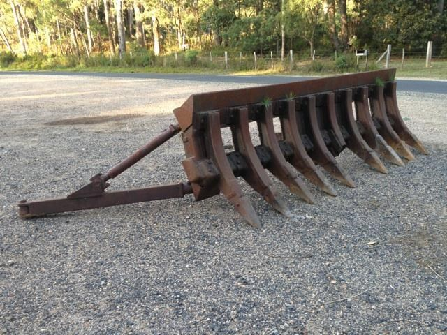 caterpillar root rake 378394 007