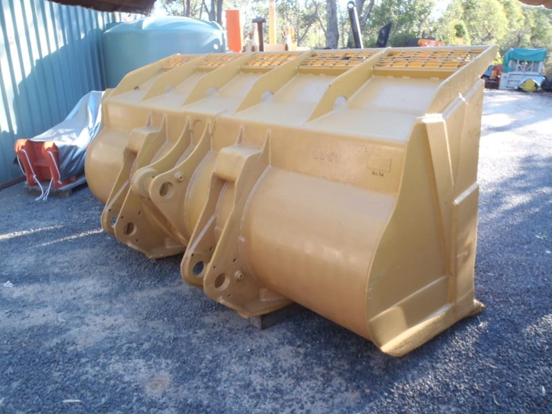 coastal steel loader bucket 378625 015