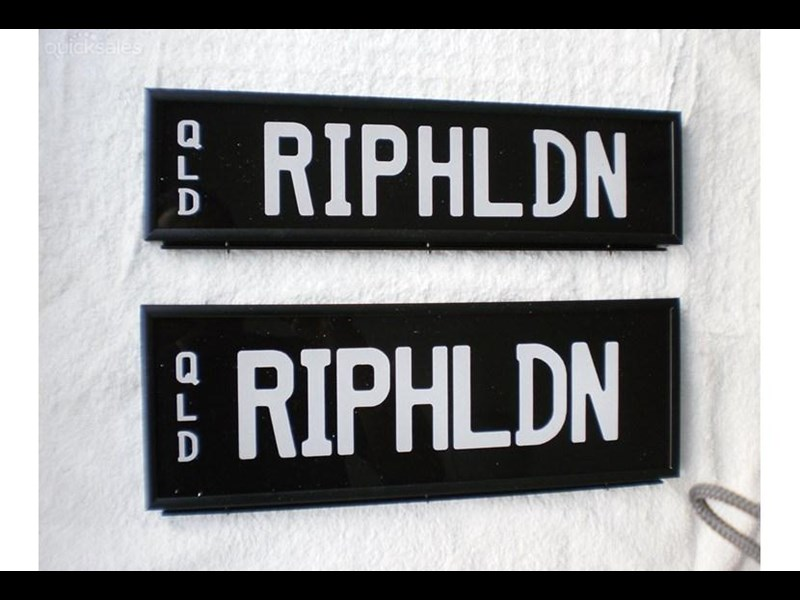 number plates riphldn 378578 003