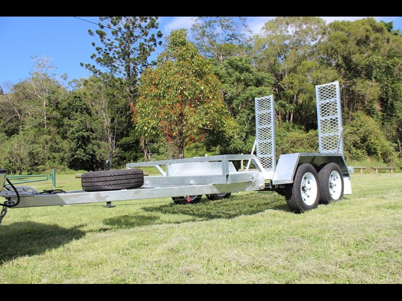 carter ct16 mini excavator trailer package 379000 025
