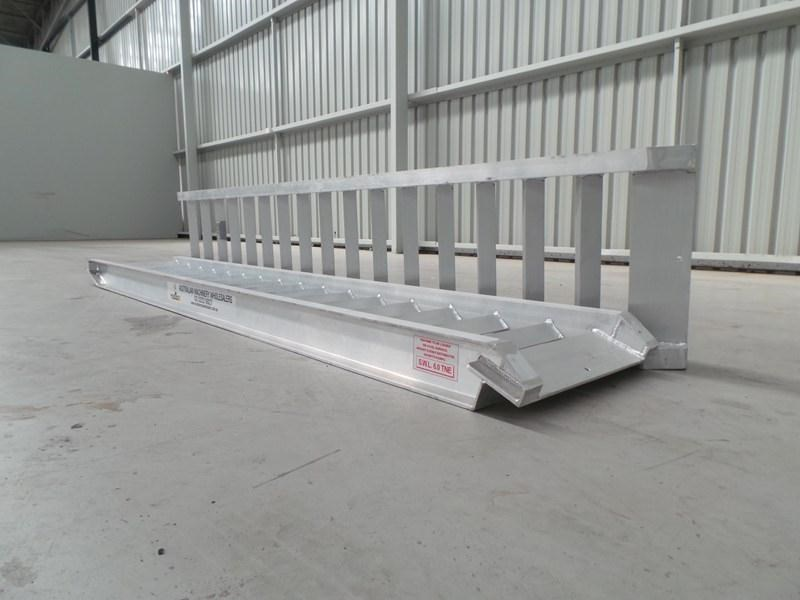workmate 6 ton alloy loading ramps 379065 004