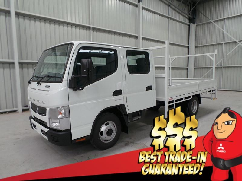 fuso canter 515 city cab 379311 001