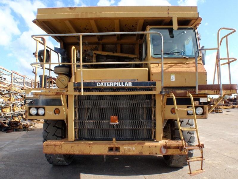 1989 caterpillar 769c parts for sale dismantling. Black Bedroom Furniture Sets. Home Design Ideas