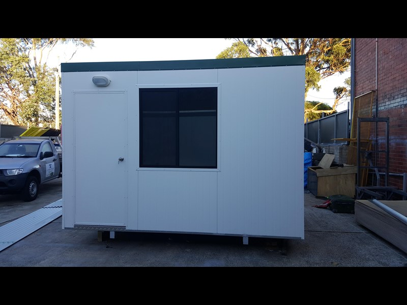 e i group portables 3.6m x 2.4m portable building 132237 001