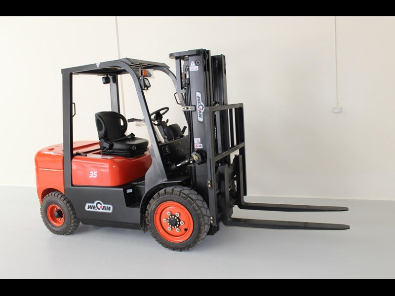 wecan 3 stage container mast forklift 380371 005