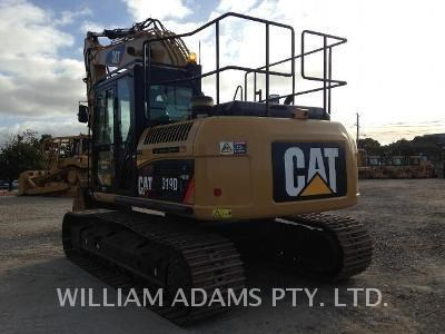 caterpillar 319dl 163735 007