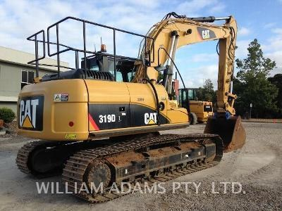 caterpillar 319dl 163735 009