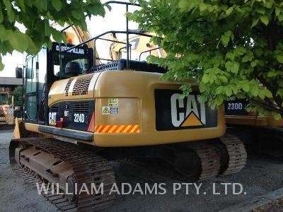 caterpillar 324dl 197345 007
