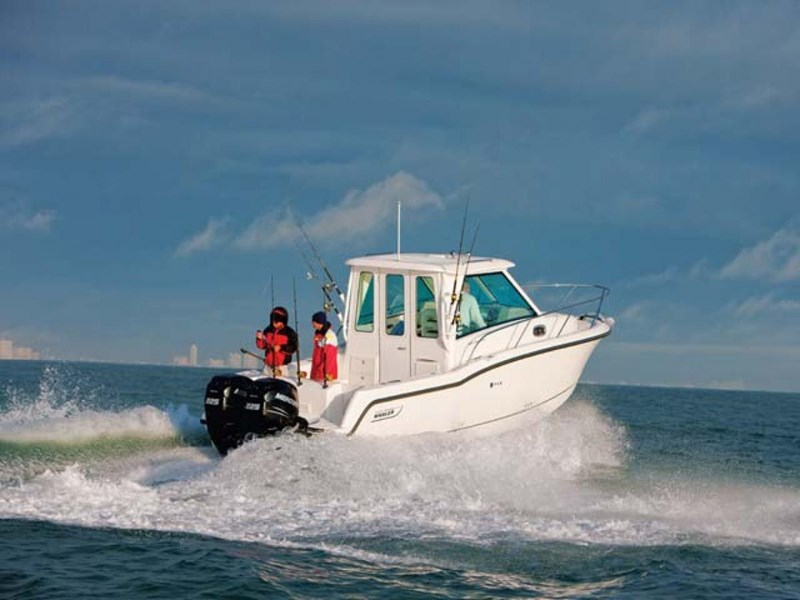 boston whaler 285 conquest pilothouse 294257 003