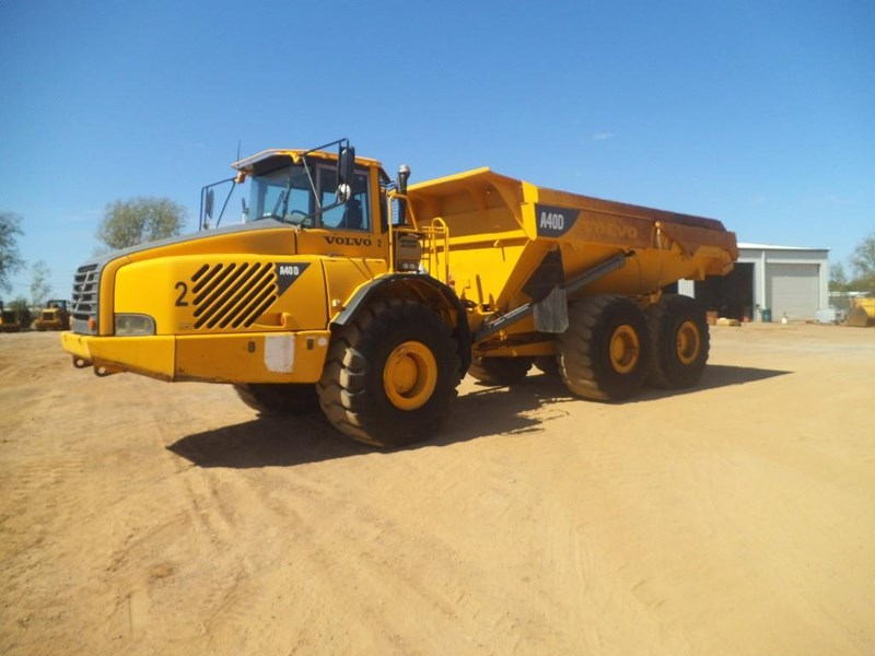 volvo a40d 381592 001