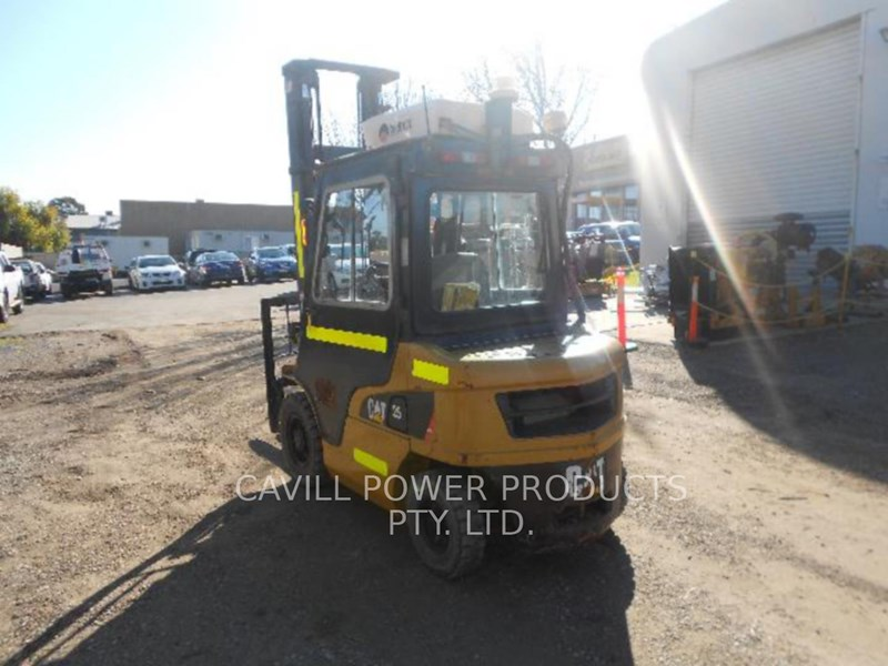 caterpillar dp25nt 343389 004