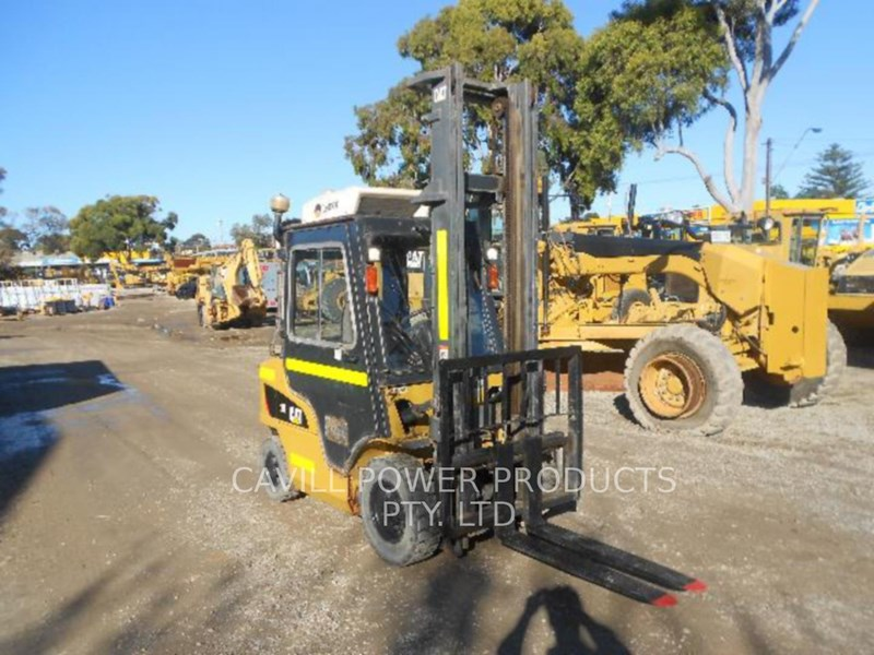 caterpillar dp25nt 343389 002