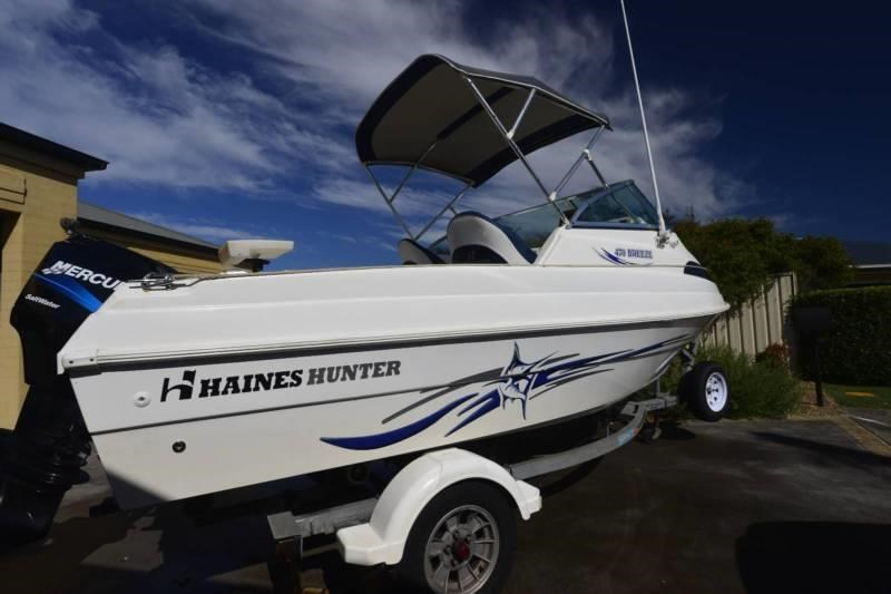 haines hunter 470 breeze 392843 001