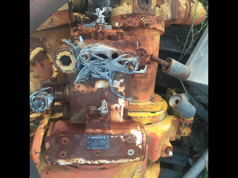liebherr excavator pumps suit cummins 400 217692 001