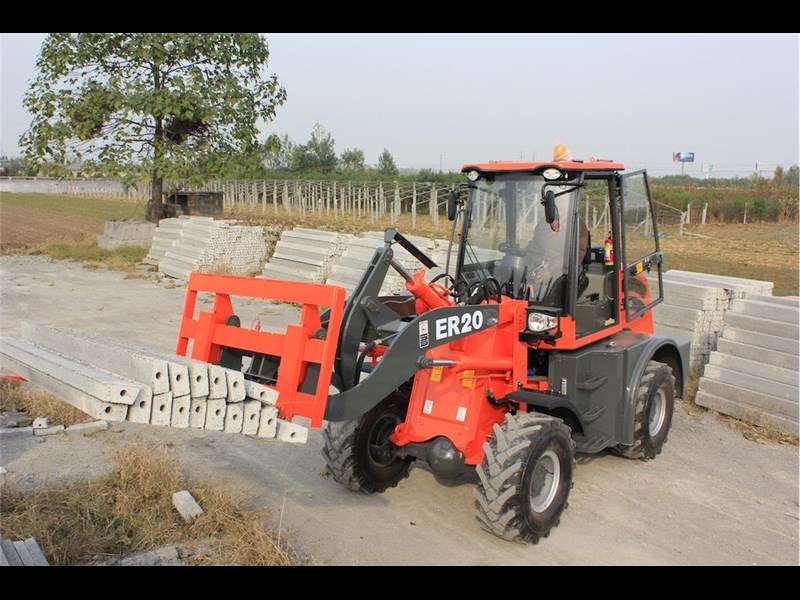 everun er20 wheel loader 5600kg 382168 007