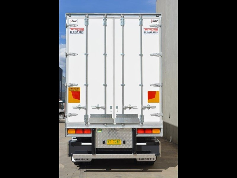 graystar new 32 & 34 pallet b double freezer vans 316629 023